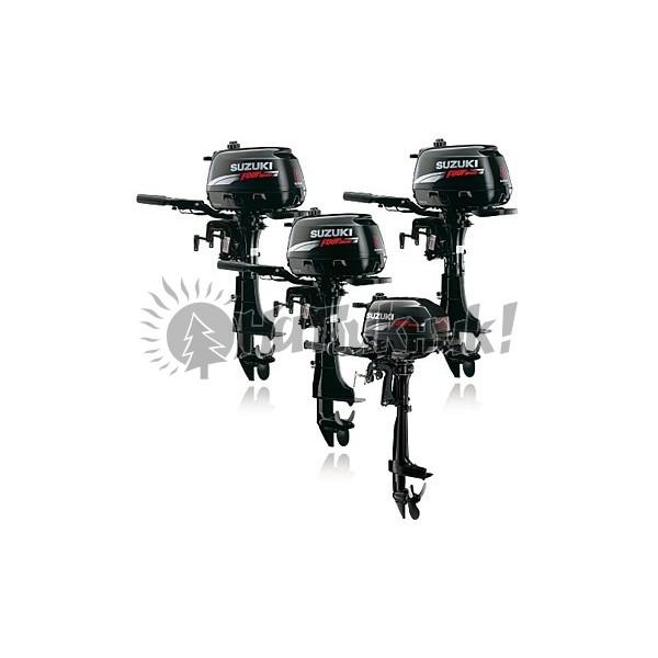 мотор лодочный подвесной suzuki df6s
