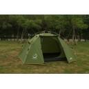 Палатка трехместная Weekender pro алюминий