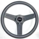 Рулевое колесо PRETECH 32см серое