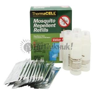 Thermacell запаска 4 баллона 12 таблеток