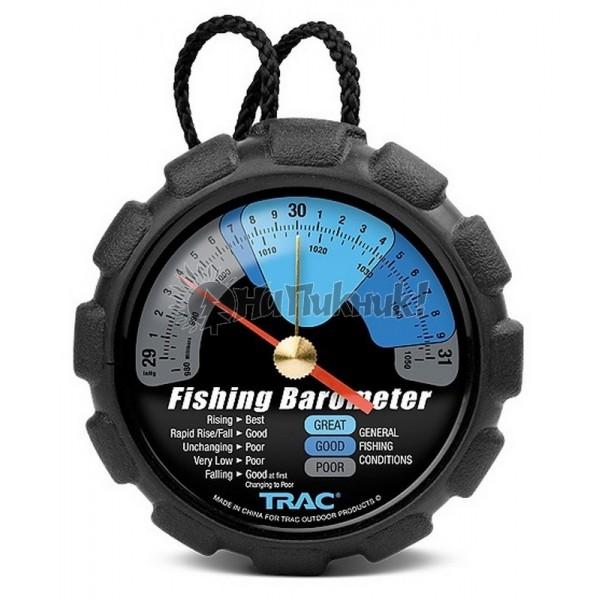 худшее давление для рыбалки