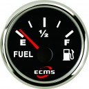 Датчик уровня топлива ECMS PMF2-BS-240-33 черный
