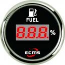 Цифровой датчик топлива ECMS CEF2-BS-240-33 52мм черный