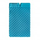 Двойной надувной матрац с подушками Nature Hike ULTRALIGH TPU 185x115x5см синий