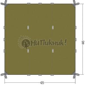 Tatonka Tarp 1 ТЕНТ 4.25-4.45 bazil