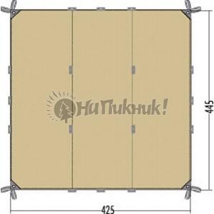 Tatonka Tarp 1 TC 4.25-4.55m cocoon