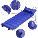 Самонадувающийся коврик KingCamp Base Camp XL синий