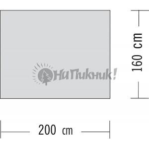 ALU-ZELTUNT 200-160 Подстилка под палатку