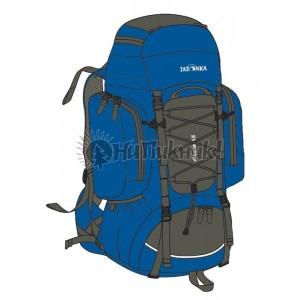 Рюкзак Tatonka Akela 45 blue/carbon