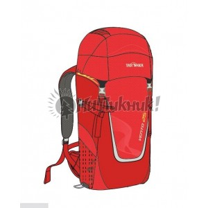 Рюкзак Tatonka Vento 25 red