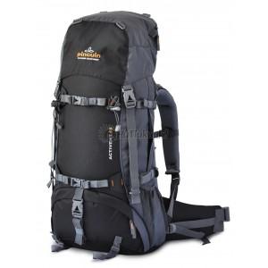 Рюкзак Pinguin ACTIVENT 55-new черный-серый