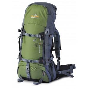 Рюкзак Pinguin ACTIVENT 55-new зеленый-серый