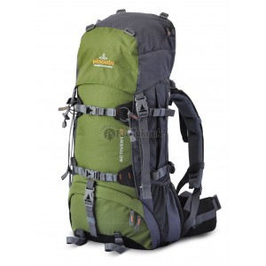 Рюкзак Pinguin ACTIVENT 48-new зеленый-серый