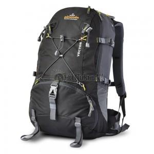 Рюкзак Pinguin VECTOR 35-new черный-серый