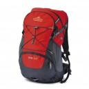 Рюкзак AIR 33-new красный-серый