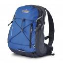 Рюкзак BIKER 25-new синий-серый