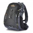 Рюкзак BIKER 25-new черный-серый