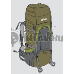 Рюкзак Tatonka Baltoro 60 cub charcoal
