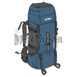 Рюкзак Tatonka Khumbu 60 alpine blue/carbon