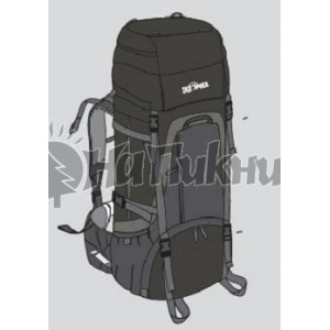 Рюкзак Tatonka Baltoro 60 cub carbon