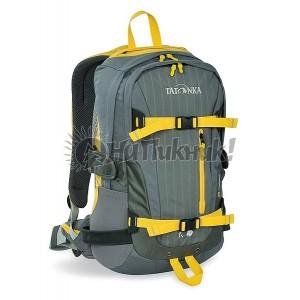 Рюкзак городской Tatonka Poise pro carbon/lemon
