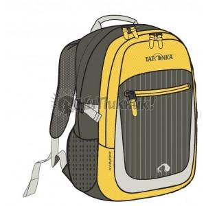 Рюкзак городской Tatonka Kowari carbon/lemon