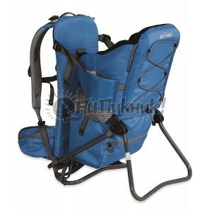 KID CARRIER рюкзак-переносkа детей alpineblue