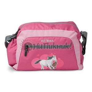 Sporttasche pink heart