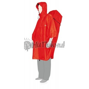 CAPE MAN M Накидка-пончо red